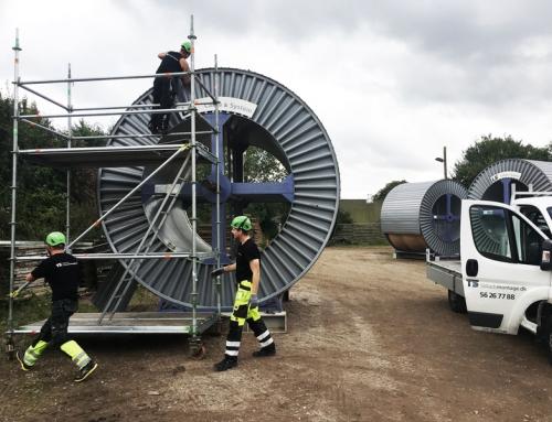 EnergiNet – Kabeltromler
