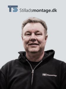 Medarbejder - TS Stilladsmontage - Finn