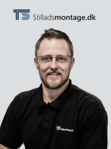 Medarbejder - TS Stilladsmontage - Lasse