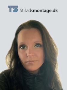 Medarbejder - TS Stilladsmontage - Julie