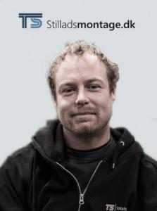 Medarbejder - TS Stilladsmontage - Marc